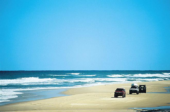 Sand Islands In Australia